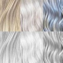 What's the difference between grey and silver hair?
