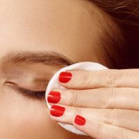 How to make homemade eye makeup remover?