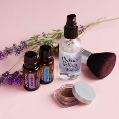 Make A Setting Spray Without Glycerin